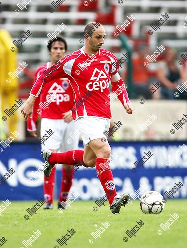 2008-08-17 / Voetbal / R. Antwerp FC - KSK Ronse / Darko Pivaljevic..Foto: Maarten Straetemans (SMB)