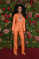 Beverley Knight<br /> arriving for the 2018 Evening Standard Theatre Awards at the Theatre Royal Drury Lane, London<br /> <br /> ©Ash Knotek  D3460  18/11/2018