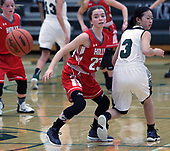 Holly at Lake Orion, Girls Varsity Basketball, 12/4/17