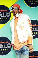 NEW YORK, NY - NOVEMBER 4: Nick Cannon at the 2017 Nickelodeon Halo Awards at Pier 36 in New York City on November 4, 2017. Credit: RW/MediaPunch /NortePhoto.com