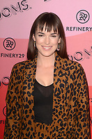 "LOS ANGELES - DEC 4:  Elizabeth Henstridge at the Refinery29's ""29ROOMS"" Opening Night at the Reef on December 4, 2018 in Los Angeles, CA"