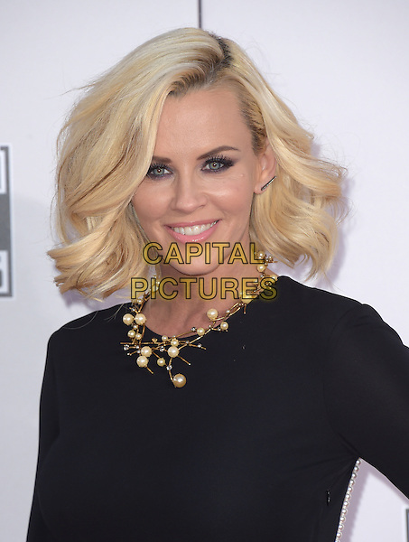 Jenny McCarthy Wahlberg at The 2014 American Music Award held at The Nokia Theatre L.A. Live in Los Angeles, California on November 23,2014                                                                                <br /> CAP/RKE/DVS<br /> &copy;DVS/RockinExposures/Capital Pictures