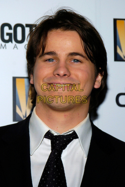 JASON RITTER.Creative Coalition Gala, Spotlight Awards and Christopher Reeve First Amendment Award at Duvet, New York, NY, USA,18 December 2006..portrait headshot.CAP/ADM.©Bill Lyons/Admedia/Capital Pictures *** Local Caption ***