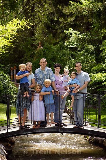 olson family portrait<br />