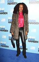 Dear Evan Hansen opening night at the Noel Coward Theatre, St Martins Lane, London on November 19th 2019 <br /> <br /> Photo by Keith Mayhew