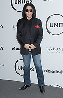 NEW YORK, NY - SEPTEMBER 12:  Gene Simmons attends Unitas Third Annual Gala Against Human Trafficking at Capitale on September 12, 2017 in New York City.  <br /> CAP/MPI/JP<br /> &copy;JP/MPI/Capital Pictures