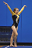 Bethpage gymnastics at Long Beach High School Monday, January 4, 2016. Amanda Ferraro - Floor