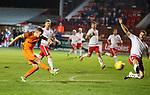 17.04.18 Brechin City v Dundee utd:<br /> Billy King scores goal no 2 for Dundee Utd