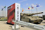 Israel, GIFD, the International Ground Forces Conference and Exhibition at the Armored Corps Memorial Site and Museum in Latrun