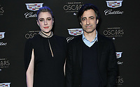 06 February 2020 - Los Angeles - Noah Baumbach, Greta Gerwig. Cadillac Celebrates The 92nd Annual Academy Awards held at Chateau Marmont. Photo Credit: Birdie Thompson/AdMedia
