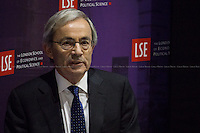 "12.12.2013 - LSE presents, Regius Professor in Economics Christopher Pissarides:""Is Europe Working?"""