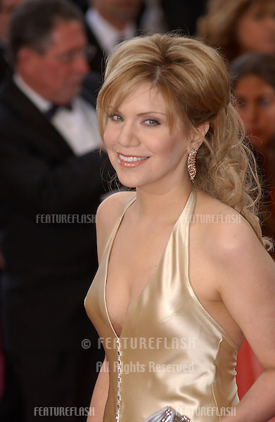 ALISON KRAUSS at the 76th Annual Academy Awards in Hollywood..February 29, 2004