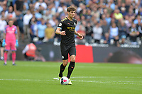 John Stones of Manchester City during West Ham United vs Manchester City, Premier League Football at The London Stadium on 10th August 2019