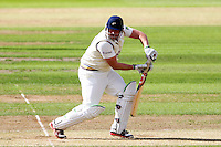 PICTURE BY ALEX WHITEHEAD/SWPIX.COM - Cricket - County Championship Div Two - Yorkshire v Glamorgan, Day 2 - Headingley, Leeds, England - 05/09/12 - Yorkshire's Anthony McGrath hits out.