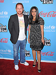 Parminder Nagra and Scott Grimes at The Second Annual UNICEF Playlist with the A-List held at The El Rey Theatre in Los Angeles, California on March 15,2012                                                                               © 2012 Hollywood Press Agency