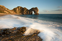 Durdle Door on the Jurassic coast, Dorset, Uk