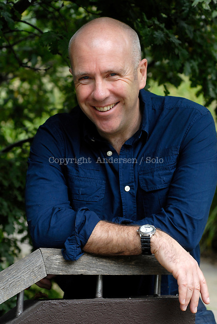 Richard Flanagan, Australian writer in 2010.