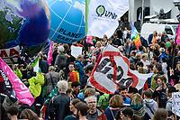 GERMANY, Hamburg, protest rally against G-20 summit in july 2017 / DEUTSCHLAND, Hamburg, Protest Demo gegen G20 Gipfel in Hamburg