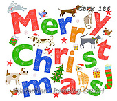 Kate, CHRISTMAS SYMBOLS, WEIHNACHTEN SYMBOLE, NAVIDAD SÍMBOLOS, paintings+++++Christmas page 63 1,GBKM186,#xx#