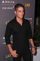 Max George<br /> at a British Party Bash to celebrate Virgin and Delta's new non-stop  netween LAX and London's Heathrow Airport, The London, West Hollywood, CA 10-22-14<br /> David Edwards/DailyCeleb.com 818-249-4998