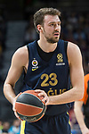 Fenerbahce Dogus Marko Guduric during Turkish Airlines Euroleague match between Real Madrid and Fenerbahce Dogus at Wizink Center in Madrid , Spain. March 02, 2018. (ALTERPHOTOS/Borja B.Hojas)