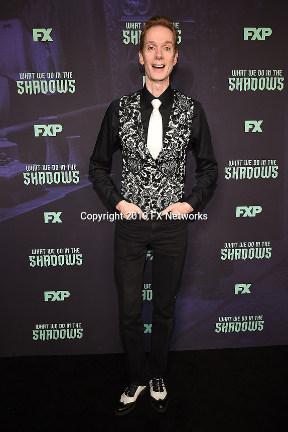 """HOLLYWOOD - MAY 22: Cast member Doug Jones attends FX's """"What We Do in the Shadows"""" FYC event at Avalon Hollywood on May 22, 2019 in Hollywood, California. (Photo by Frank Micelotta/FX/PictureGroup)"""