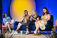 MIAMI, FL - MAY 11: Cynthia Rowley, MJ Day, Winnie Harlow, MJ Day, Tara Lynn attend the Sports Illustrated Swimsuit On Location Day 2 at Ice Palace on May 11, 2019 in Miami, Florida. <br /> CAP/MPI140<br /> ©MPI140/Capital Pictures
