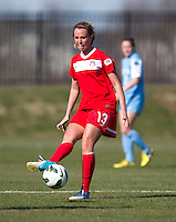 Julia Roberts. The Washington Spirit defeated the North Carolina Tar Heels in a preseason exhibition, 2-0, at the Maryland SoccerPlex in Boyds, MD.