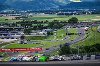 #25 ALGARVE PRO RACING (PRT) LIGIER JS P2 NISSAN LMP2 MICHAEL MUNEMANN (GBR) ANDREA PIZZITOLA (FRA) JONATHAN HIRSCHI (CHE) START OF THE RACE RACE