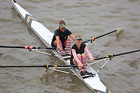 Crew: 443  DAT-BURRIDGE  Dart-Totnes Amateur Rowing Club  W 2x Freshers<br /> <br /> Pairs Head 2018<br /> <br /> To purchase this photo, or to see pricing information for Prints and Downloads, click the blue 'Add to Cart' button at the top-right of the page.
