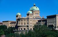 Schweiz, Bundeshaus in Bern