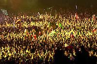ITU, SP, 02.05.2015 - FESTIVAL-TOMORROWLAND - Movimentação de público durante o festival de musica eletrônica Tomorrowland na Fazenda Maeda na cidade de Itu, interior do estado de São Paulo, neste sábado, 02. (Foto: Vanessa Carvalho/ Brazil Photo Press).