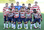 2012.09.10 United States U-17 at Columbus Crew Academy