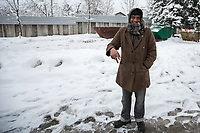"""Usman Ali from Pakistan.<br /> <br /> Bihać, Bosanska Krajina, Bosnia, 15/12/2018.The Bira camp is a former fridge factory located outside Bihac. It is managed by the UN (ONU) agency called IOM (OIM) - International Organization for Migration. The camp is a huge hangar and it composed by tents and containers (mainly located in the area dedicated to most vulnerable people and families) 'donated' by the EU, Turkkizilayi, Crveni Kriz Grada Bihaca. The camp has got also a Health clinic, the """"Klinika"""", provided by DRC Danish Refugee Council and UNHCR and EU (UE). The People met outside the Klinica who showed their medical refers, their wounds and injuries claimed that they were beaten up by the Croatian Police which also allegedly stole their money and broke their smartphones after they were found trying to cross the border between Bosnia & Croatia, the beginning of the so called """"The Game"""" (1.). The very dangerous end of the """"Balkan route"""", the undetected border crossing throughout Croatia and then Slovenia, which people try numerous times to reach Italy or Austria. If they caught crossing any of the borders, they will be deported back to Bosnia, at """"square 1 of the Game"""".<br /> Clothes, food and a little bit of entertainment for the Children are provided by the Crveni Kriz Grada Bihaca, the Bosnian Red Cross, which also manages a sort of canteen.<br /> The IOM (OIM) provided data about the People living in the Bira camp while this reportage was made:<br /> -2067 people are the inhabitant of the camp (but obviously the number changes a lot and often)<br /> -187 unaccompanied minors all boys, mostly from Pakistan;<br /> -80 families: 325 family members, 145 children, 78 boys, 67 Girls.<br /> Moreover, the IOM (OIM) informed journalists that 550 People will go to the Borici camp when it's restructured and refurbished, mainly the most vulnerable people: families and unaccompanied minors.<br /> <br /> 1. http://bit.do/fgwYL"""