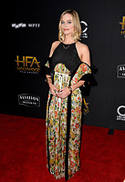 Margot Robbie at the 21st Annual Hollywood Film Awards at The Beverly Hilton Hotel, Beverly Hills. USA 05 Nov. 2017<br /> Picture: Paul Smith/Featureflash/SilverHub 0208 004 5359 sales@silverhubmedia.com