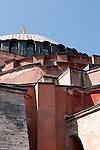 Hagia Sophia Angles 02 - Hagia Sophia (Aya Sofya) basilica, Sultanahmet, Istanbul, Turkey