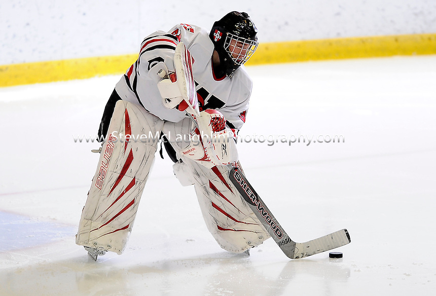 Wesleyan University vs. Williams College - NESCAC Men's Hockey action from Middletown, CT