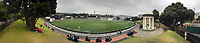 A panoramic view of the Basin Resrve on day three of the international cricket match between NZ Black Caps and Bangladesh at the Basin Reserve in Wellington, New Zealand on Sunday, 10 March 2019. Photo: Dave Lintott / lintottphoto.co.nz