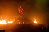 twenty one pilots; Live: 2019<br /> Photo Credit: JOSH WITHERS/ATLASICONS.COM