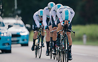 Team SKY<br /> <br /> UCI MEN&lsquo;S TEAM TIME TRIAL<br /> Ötztal to Innsbruck: 62.8 km<br /> <br /> UCI 2018 Road World Championships<br /> Innsbruck - Tirol / Austria