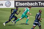 11.01.2019, Bidvest Stadion, Braampark, Johannesburg, RSA, FSP, SV Werder Bremen (GER) vs Bidvest Wits FC (ZA)<br /> <br /> im Bild / picture shows <br /> Joshua Sargent (Werder Bremen #19)<br /> Thulani Hlatshwayo<br /> <br /> Foto © nordphoto / Kokenge