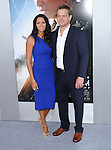 Matt Damon and Luciana Barroso Damon at The TriStar Pictures' World Premiere of Elysium held at The Regency Village Theatre in Westwood, California on August 07,2013                                                                   Copyright 2013 Hollywood Press Agency