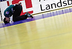 Niklas Landin Jacobsen during men`s EHF EURO 2012 handball championship final game between Serbia and Denmark in Belgrade, Serbia, Sunday, January 29, 2011.  (photo: Pedja Milosavljevic / thepedja@gmail.com / +381641260959)