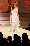 """Miss El Salvador Fatima Idubina Rivas Opico, November 11, 2014, Tokyo, Japan : Miss El Salvador Fatima Idubina Rivas Opico walks down the runway during """"The 54th Miss International Beauty Pageant 2014"""" on November 11, 2014 in Tokyo, Japan. The pageant brings women from more than 65 countries and regions to Japan to become new """"Beauty goodwill ambassadors"""" and also donates money to underprivileged children around the world thought their """"Mis International Fund"""". (Photo by Rodrigo Reyes Marin/AFLO)"""