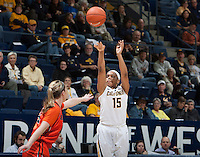 CAL (W) Basketball vs. Oregon State, January 3, 2014