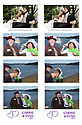 Thomas - Pierce (Photo Booth Strips)