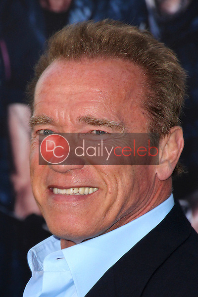 Arnold Schwarzenegger<br />