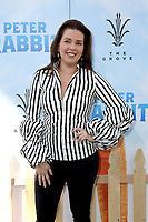 "LOS ANGELES - FEB 3:  Alicia Machado at the ""Peter Rabbit"" Premiere at the Pacific Theaters at The Grove on February 3, 2018 in Los Angeles, CA"