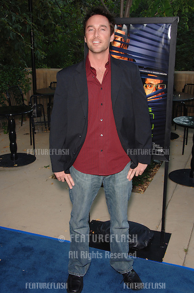 """Actor DAMEON CLARKE at the Los Angeles Film Festival premiere of his new movie """"A Scanner Darkly"""" at the John Anson Ford Amphitheatre, Los Angeles..June 29, 2006  Los Angeles, CA.© 2006 Paul Smith / Featureflash"""