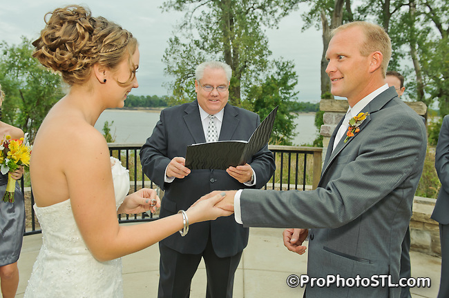 C&M wedding - ceremony